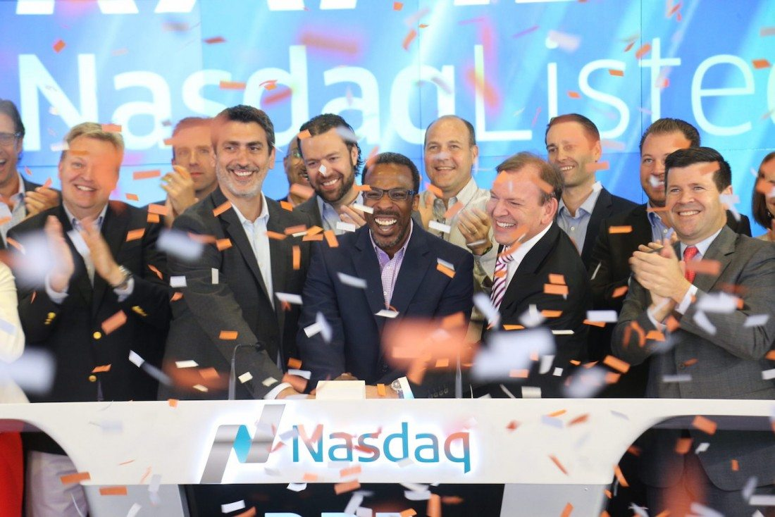Electronic Stock Exchange (NASDAQ)