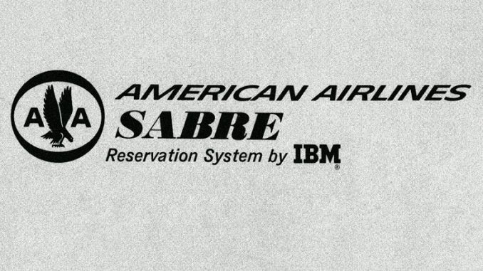 Electronic Airline Reservation System (SABRE)
