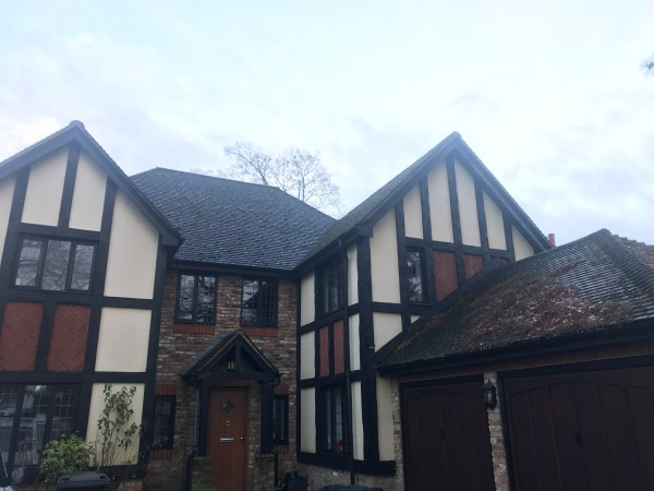 croydon roof cleaning