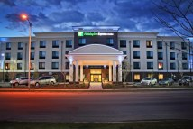 Holiday Inn Express Missoula MT