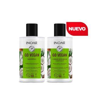 GoVegan Hidratación Dúo Shampoo y Acond.