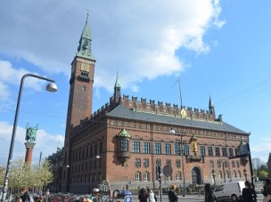 The Copenhagen City Hall offers midnight tour programmes