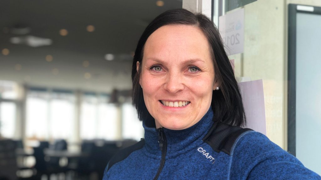 Maria Kristiansen, daglig leder Tromsø Lodge & Camping