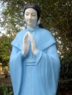 A statue of the Blessed Mother as a Vietnamese woman.