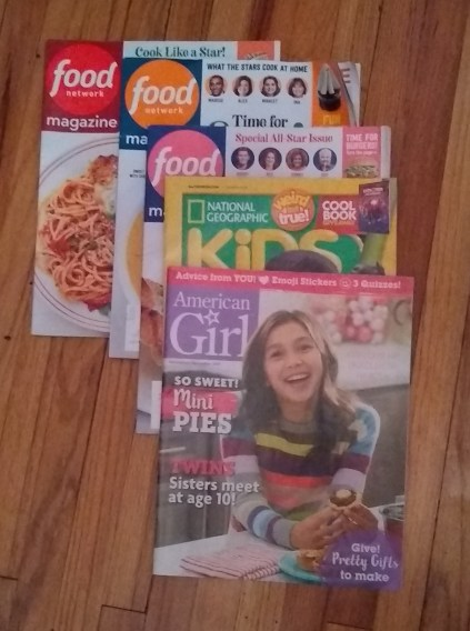 Kids magazine subscriptions encourage reading in their interests