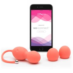 We-Vibe Bloom Rechargeable App Controlled Vibrating Kegel Balls