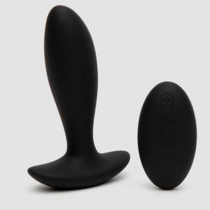 Desire Luxury Rechargeable Remote Control Vibrating Butt Plug