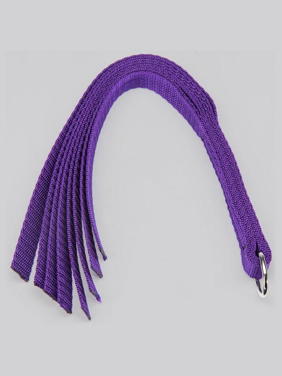 Purple Reins Beginners Flogger