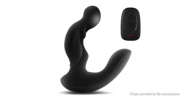FUN-MATES Electric Male Vibrating Anal Butt Plug Massager