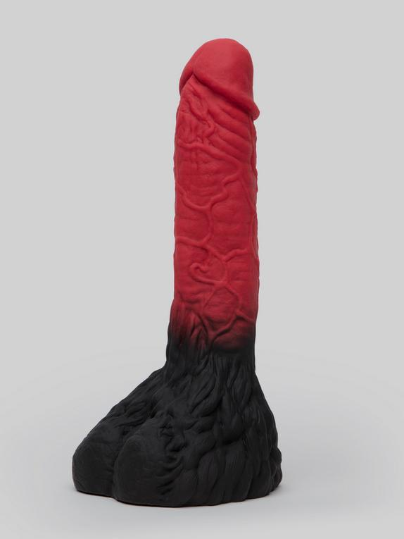 The Realm Lycan Werewolf Realistic Silicone Dildo 8 Inch