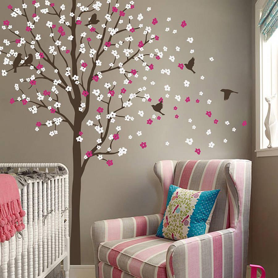Tree Wall Art Stickers