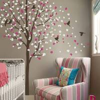 Tree Wall Art Stickers - vinyl wall sticker wall decal art ...