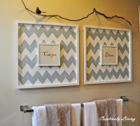 Bathroom Wall Art & Decorating Tips  InOutInterior