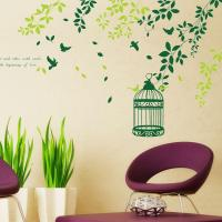 5 Types Of Wall Art Stickers To Beautify The Room ...