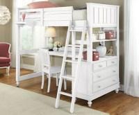 Loft Bed With Desk Designs & Features  InOutInterior