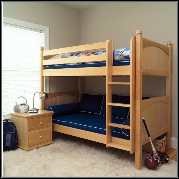 Full Size Loft Bed Designs  InOutInterior