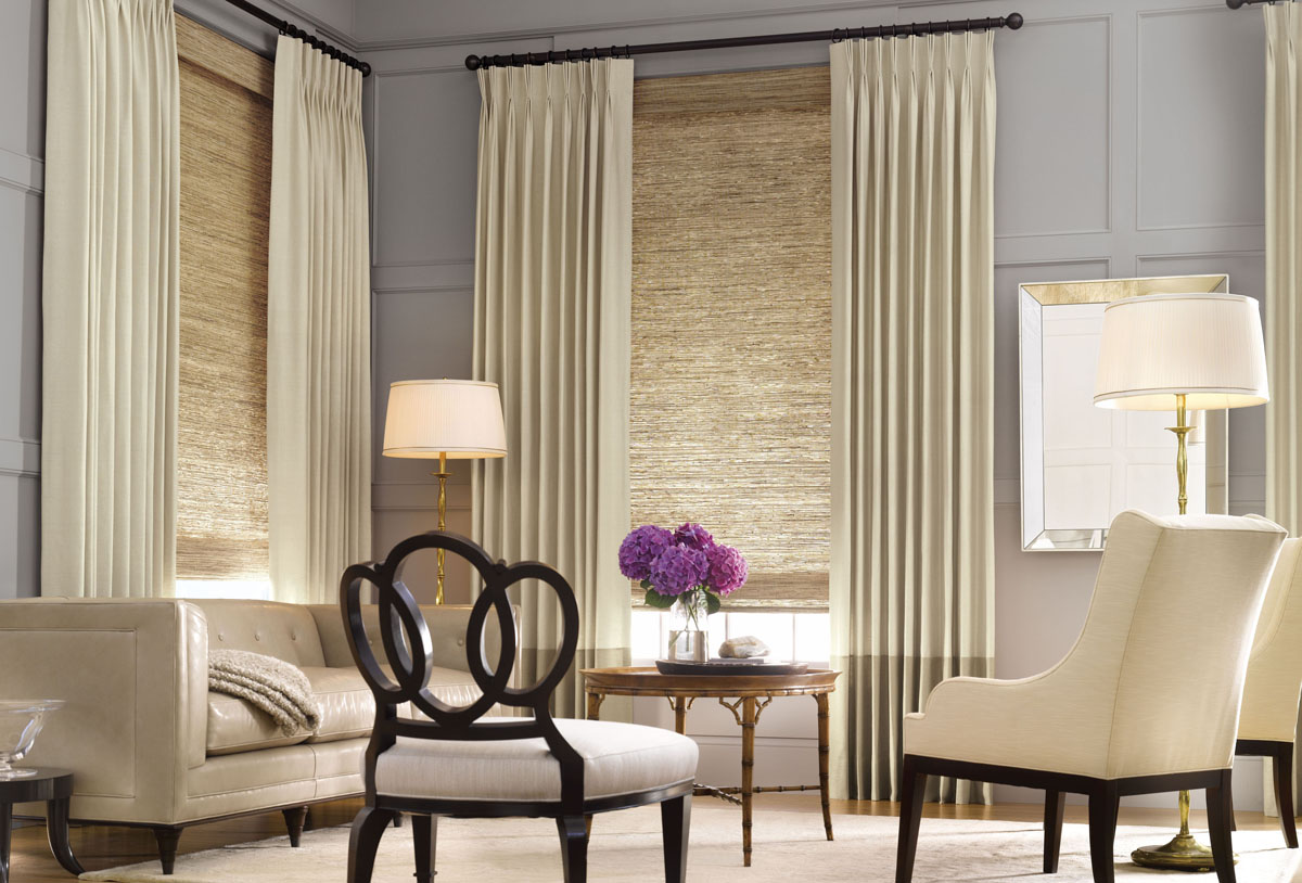 Decorative Modern Window Treatments Ideas » Inoutinterior