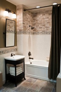 Stunning Modern Bathroom Tile Ideas  InOutInterior