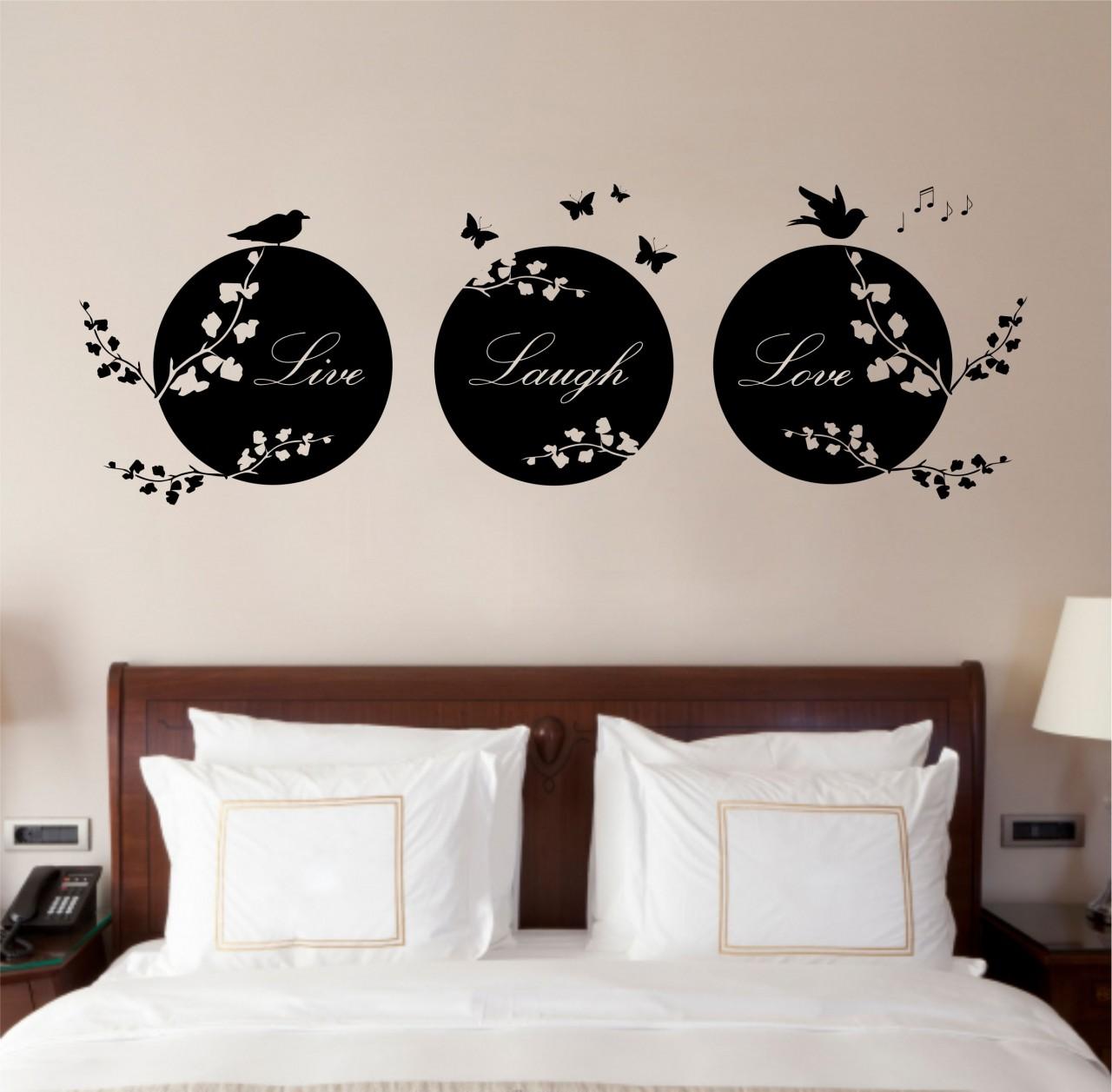 Bedroom Wall Art Stickers