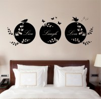 Bedroom Wall Art Stickers