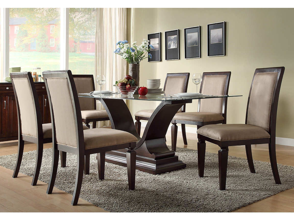 Dining Room Table With Chairs Stylish Dining Table Sets For Dining Room Inoutinterior
