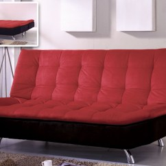 Fulton Sofa Bed Home Decorators Collection 1060 S Gordon Leather Brown Futon Sophisticated Furniture  Inoutinterior