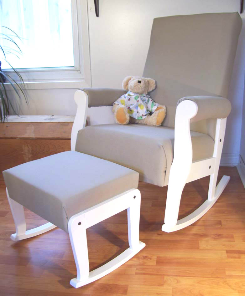 Nursery Rocking Chair  A Great Furniture For Nursery