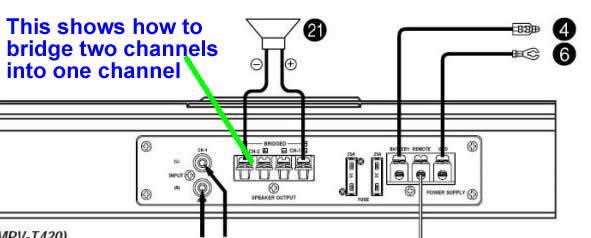 Amplifier Wiring Diagram – Readingrat Net