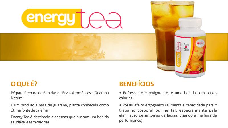 Banner Energy Tea