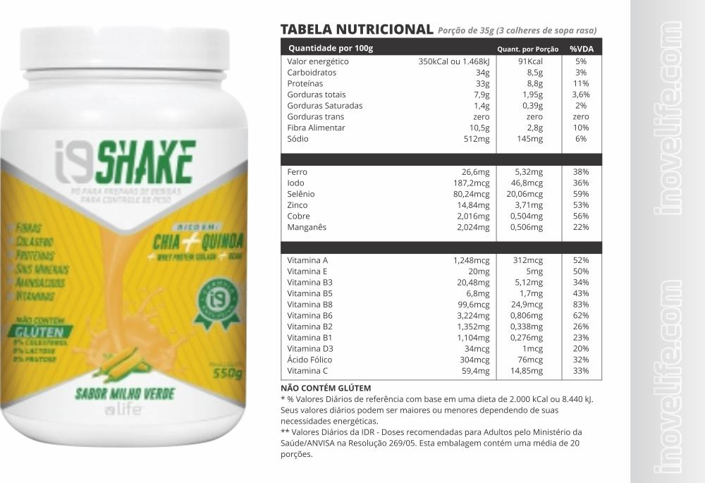 tabela-nutricional-i9-shake-milho-verde