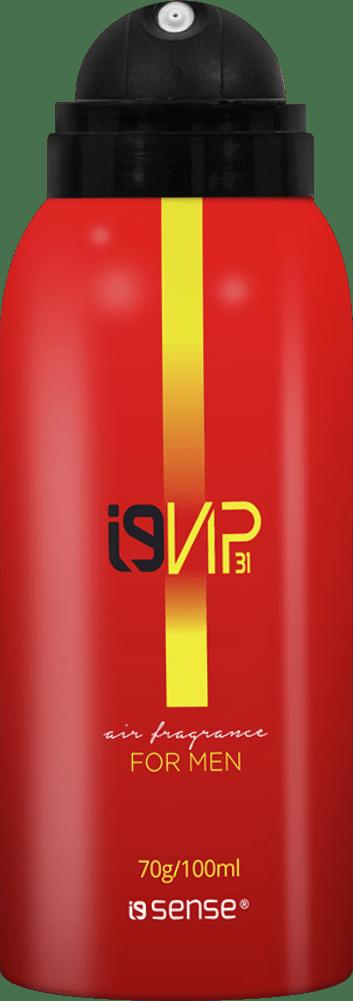 i9Vip 31 Aerossol 100ml FERRARI RED i9life
