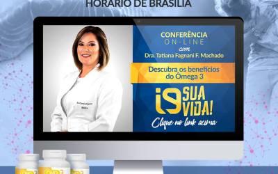 CONFERÊNCIA ON-LINE com Dra. Tatiana
