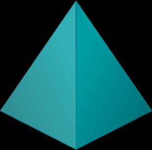 Piramide nota de saida