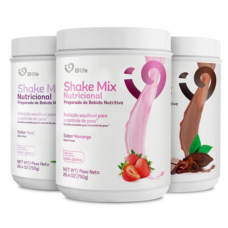 Shake Mix Produto I9life