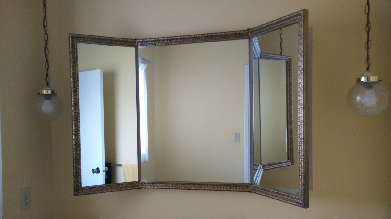 Self cut system mirror  a guide on how to use  Inovation