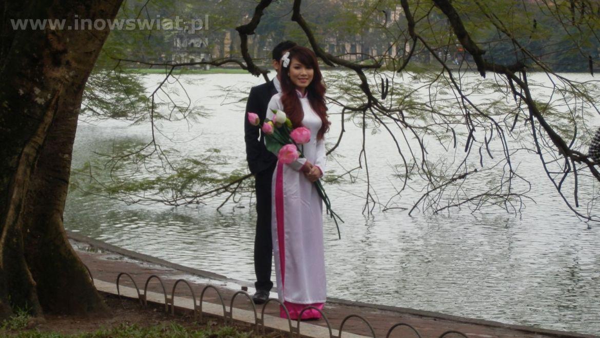 Sesja ślubna - Hanoi