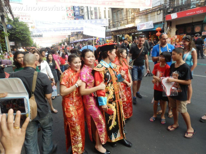 Bangkok - Chiński Nowy Rok 2557