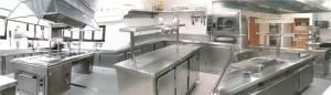 Mobiliario en acero inoxidable para Hostelería y Restauración