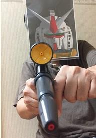 ビームライフル水鉄砲