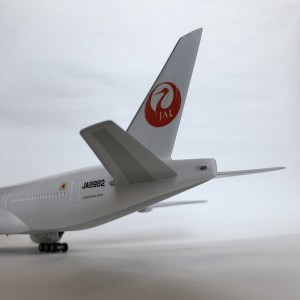 JAL 鶴丸