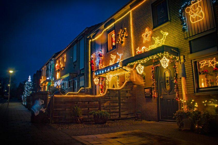 Kerstsfeer in Heerlen