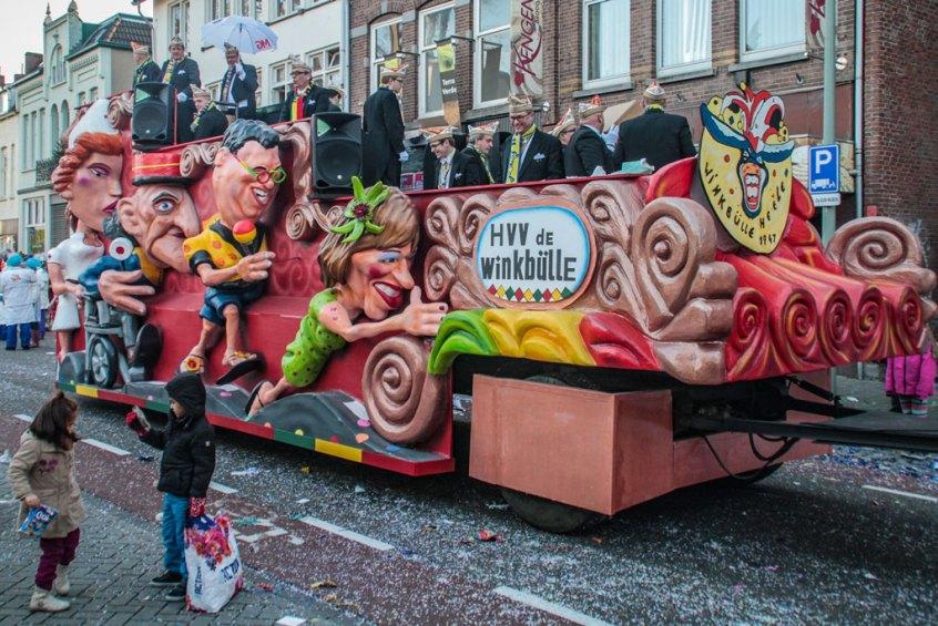 Carnavalsmotto 2016-2017