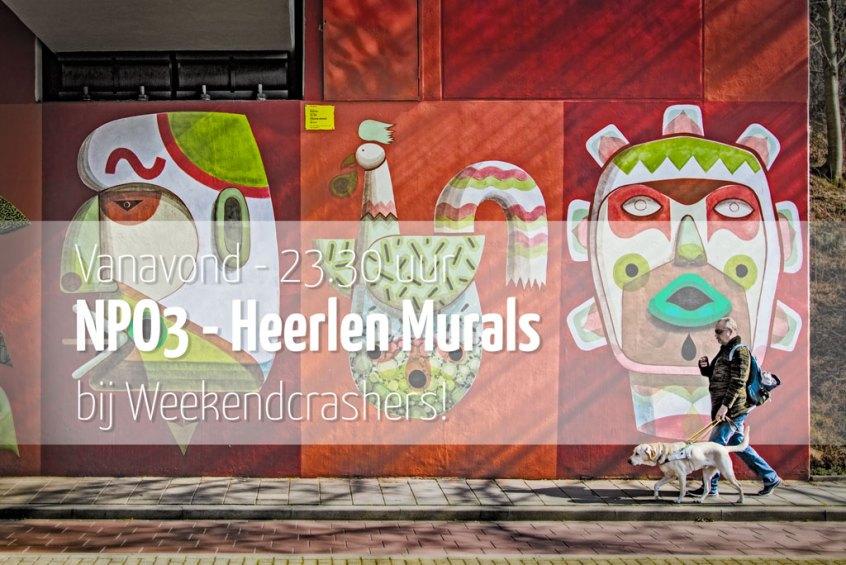Heerlen Murals bij NPO3