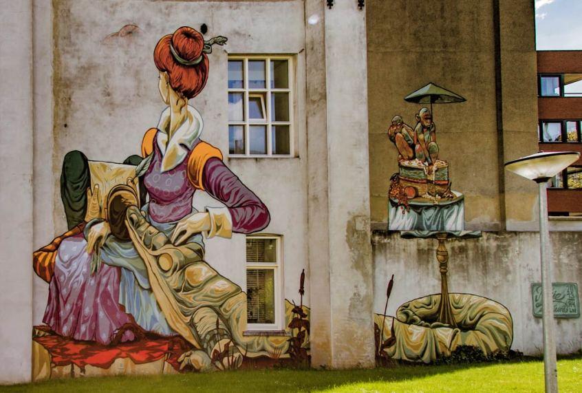 Heerlen Murals - Rookie