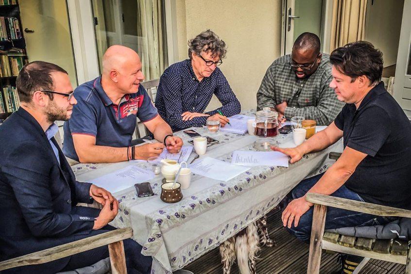 Heerlen Murals - Stichting Streetart