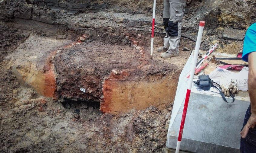 Romeinse pottenbakkersoven
