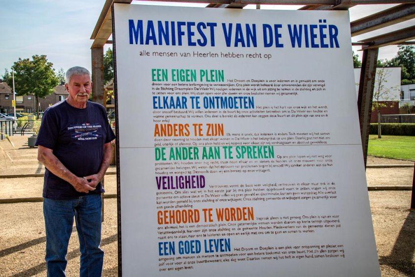 Martin van der Heyden - Droom-Doeplein