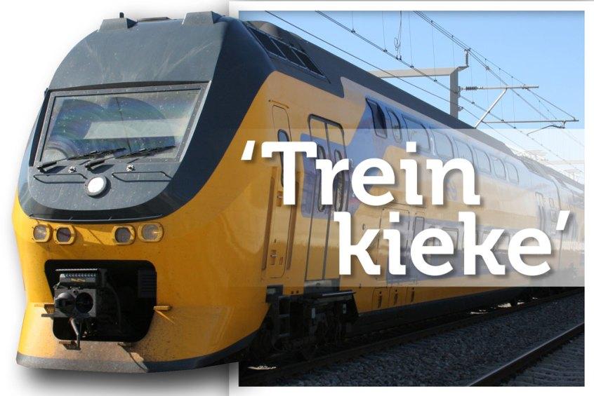 Trein Kieke - Foto: Maurits90