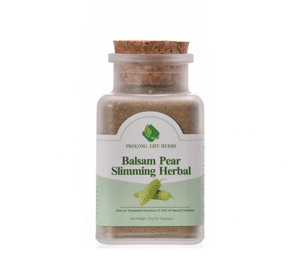 Balsam pear bitter melon extract slimming herbal lose ...