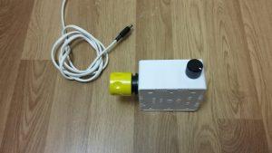 Вентиляторный блок для дымогенератора